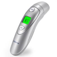 Thermomètre médical auriculaire et frontal Metene